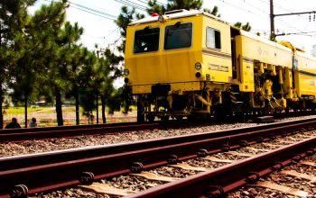 Trem de manutenção da CPTM