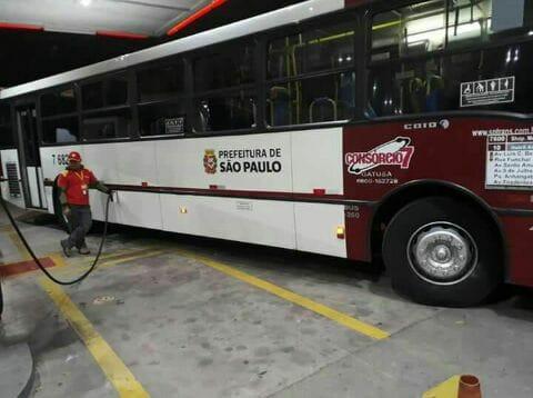 Ônibus da Viação Gatusa