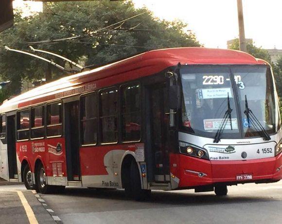 ônibus da ambiental transportes