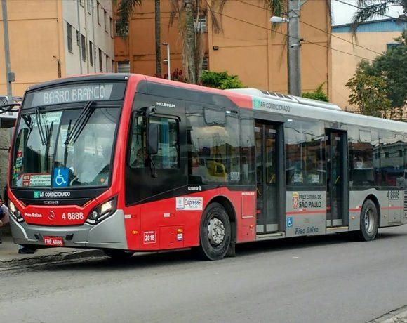 ônibus da express Licitação dos ônibus