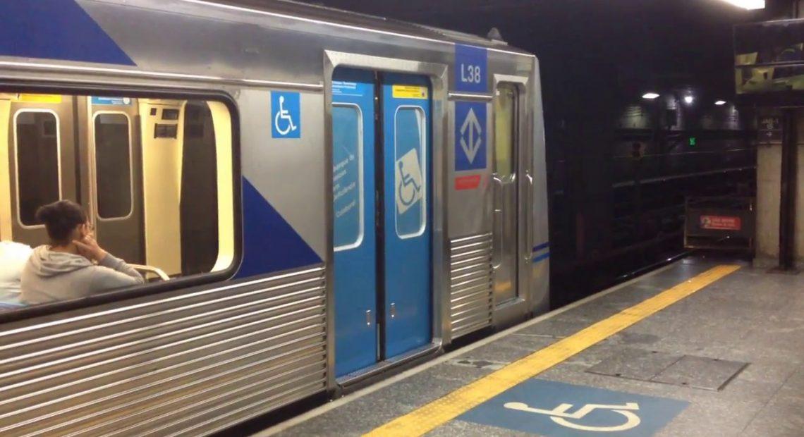 Frota L Estação Jabaquara Metrô