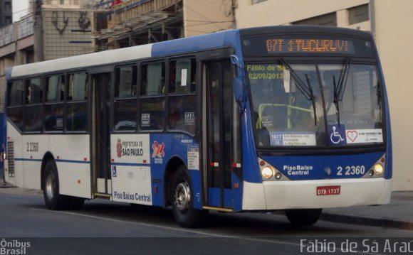 ônibus da sambaíba 107T/10