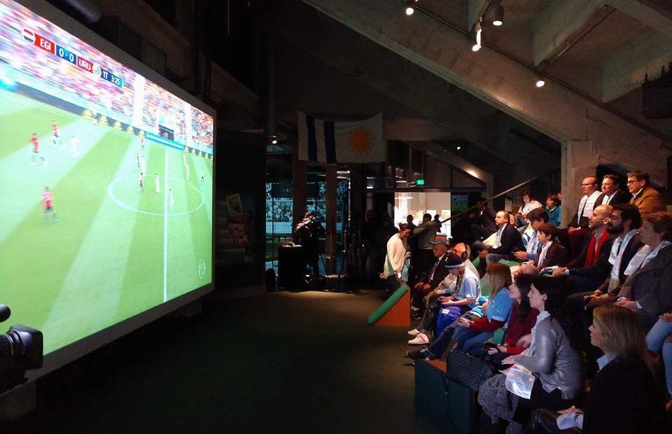 Museu do Futebol Copa do Mundo