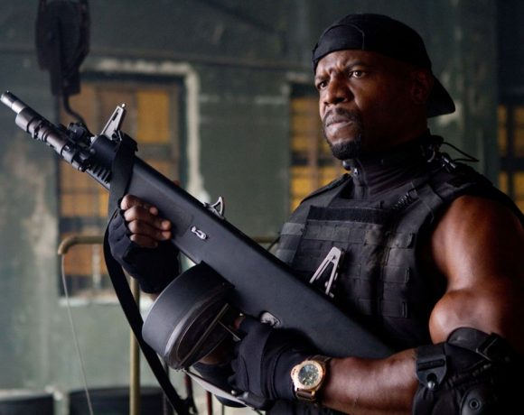 Terry Crews Os Mercenários