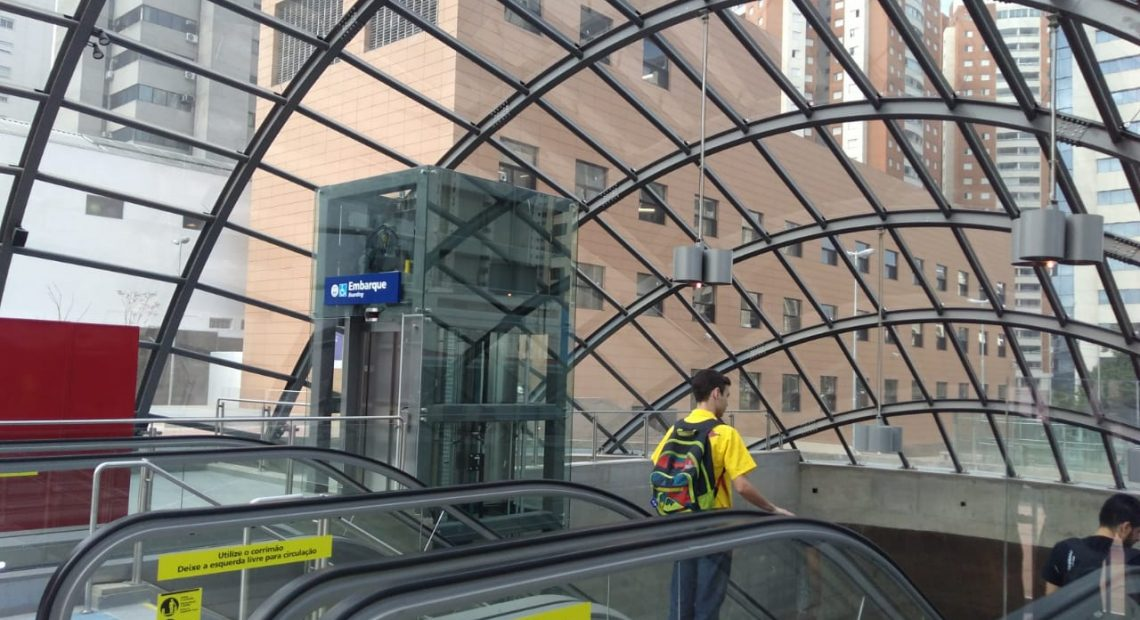 Estação Moema novas estações
