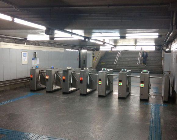 estação luz do metrô