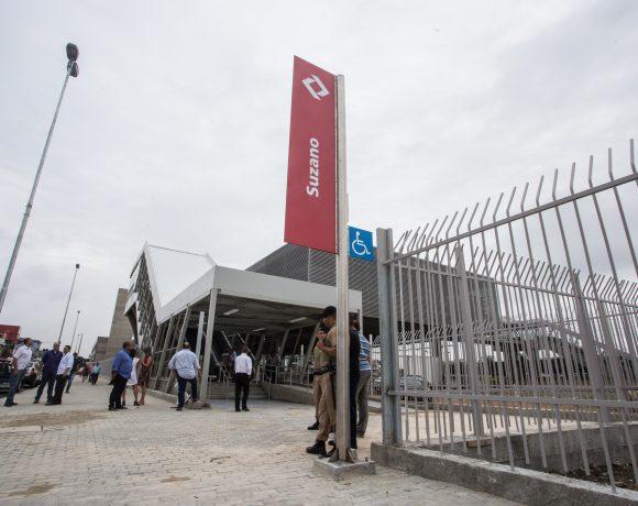 Estação Suzano da CPTM