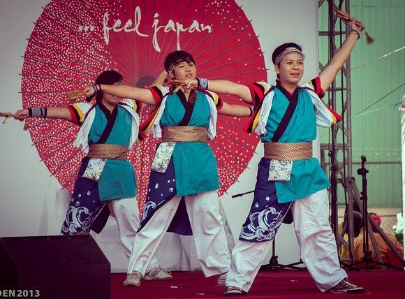 imigração japonesa festival