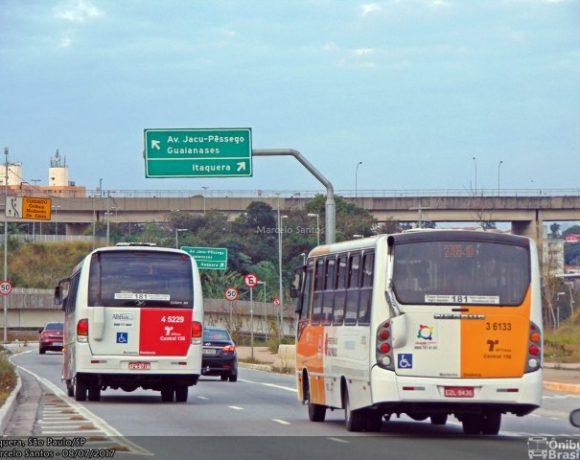 Ônibus em São Paulo 2708/10