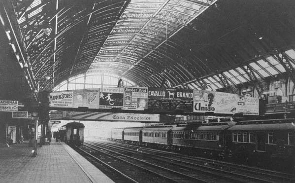 Estação da Luz - São Paulo Railway