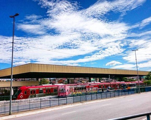 Zona Leste Expresso Leste Estação Guaianases linha 11-Coral