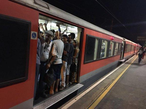 Linha 10 Turquesa ABC falta de segurança