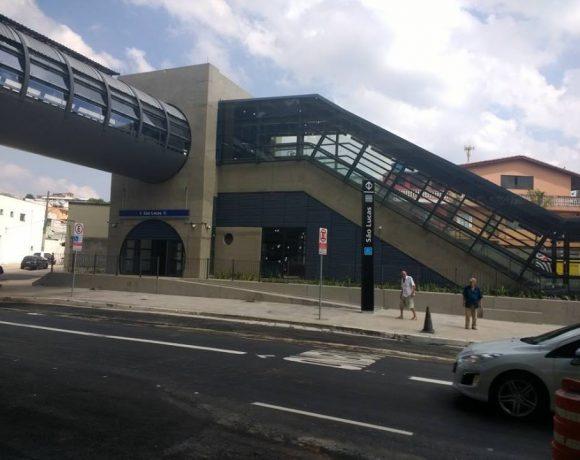 Estação São Lucas Linha 15-Prata Monotrilho