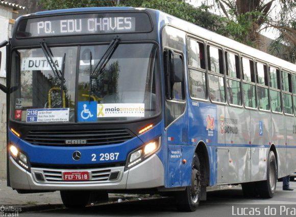 Ônibus da Sambaiba Brás
