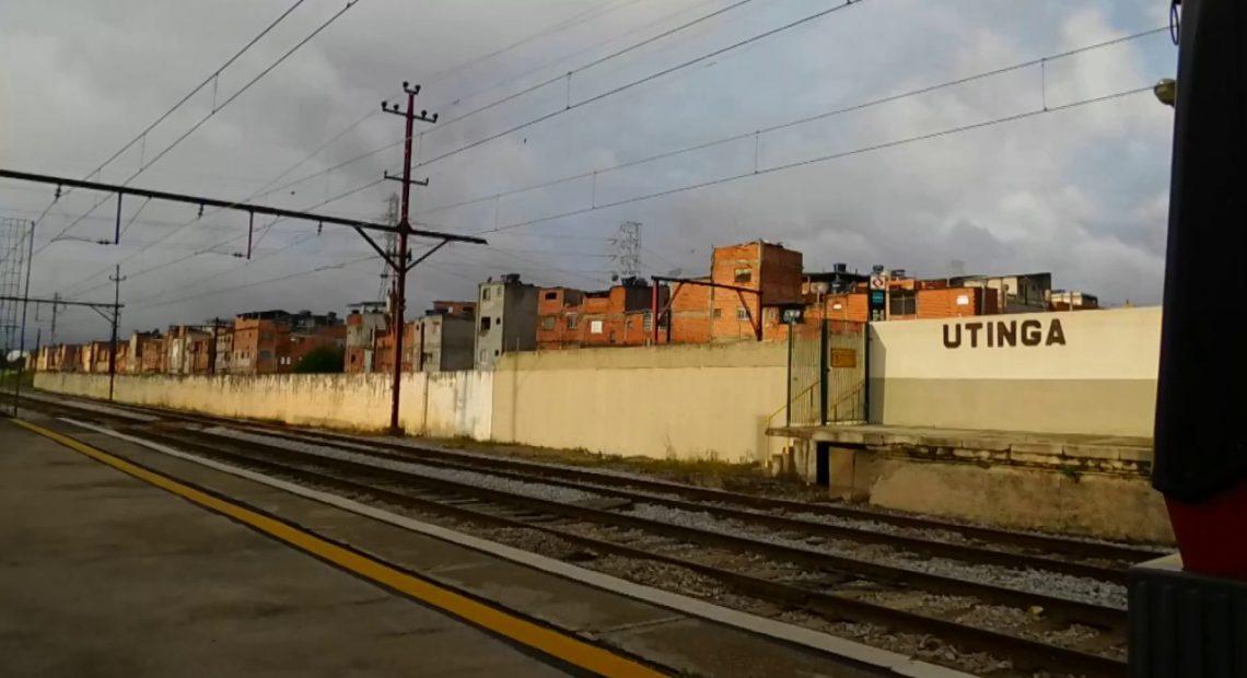 Estação Utinga arrastão