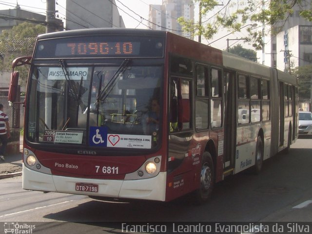 Ônibus da Gatusa 709G/10