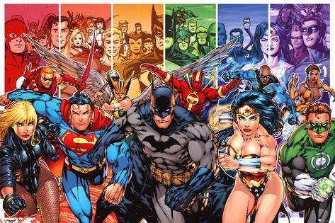 DC Comics DC Universe