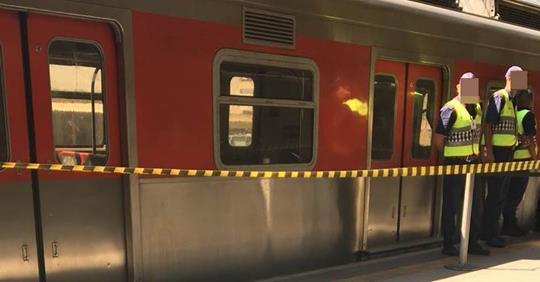 Acidente na Linha 8-Diamante Estação Carapicuíba