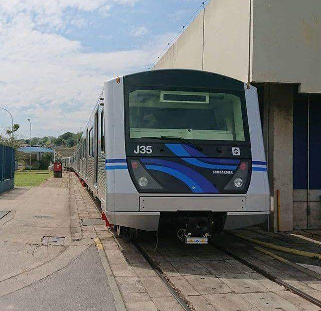 J35 do Metrô de São Paulo