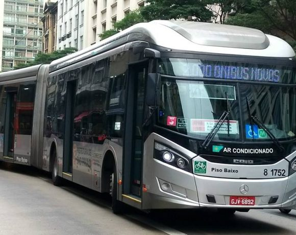 Milênio Bus Caio Millennium BRT II Passageiros