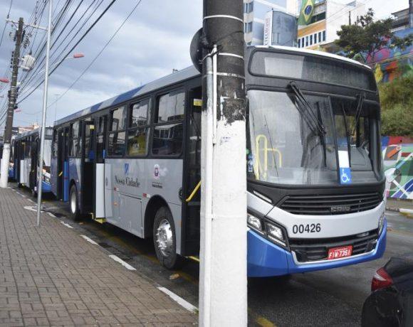 Viação Caieiras Franco da Rocha novos ônibus
