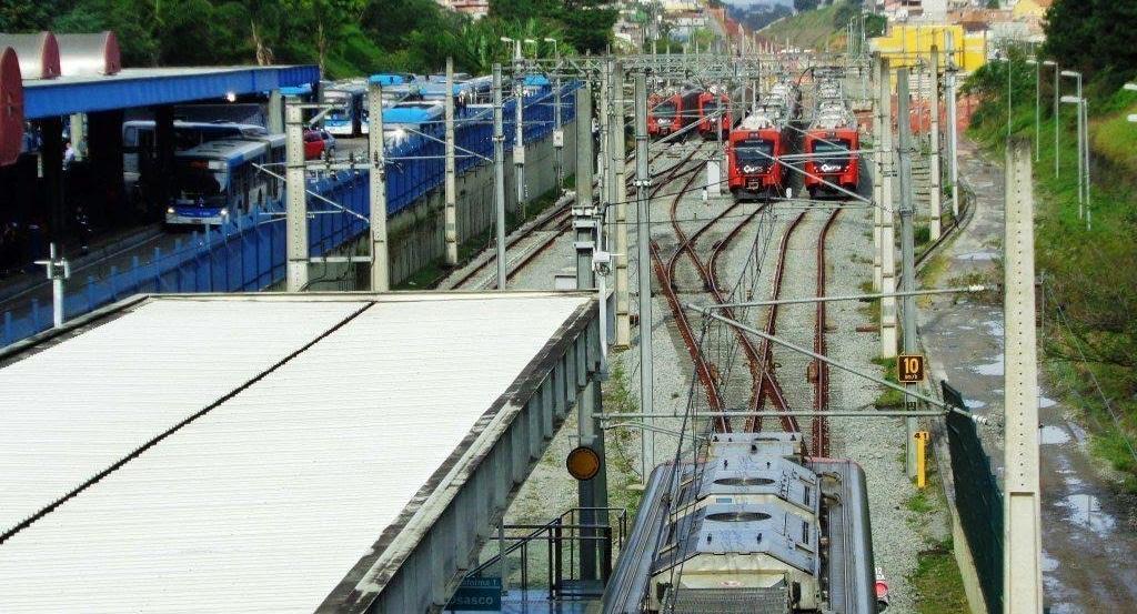 Estação Grajaú Linha 9-Esmeralda