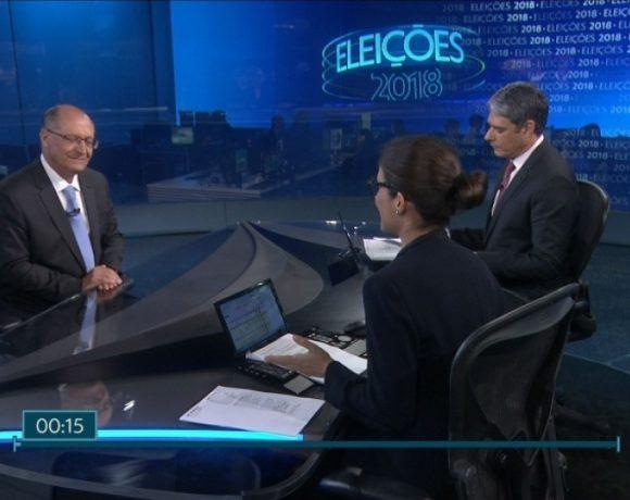 Geraldo Alckmin informação falsa