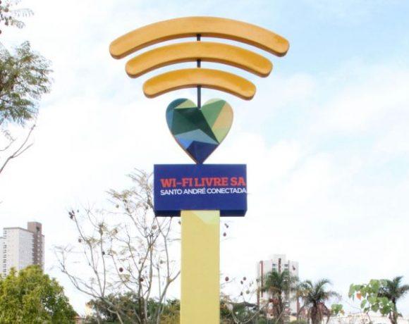 parque central wi-fi conectada