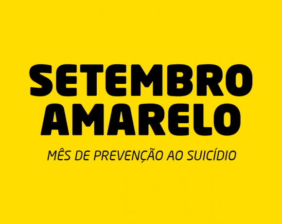 Setembro Amarelo 2018