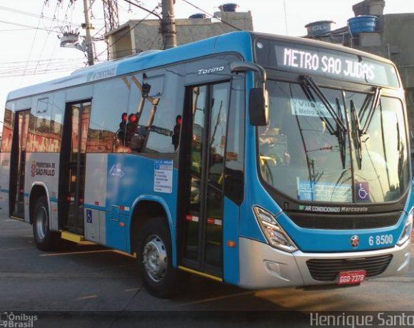 A2 Transportes ônibus