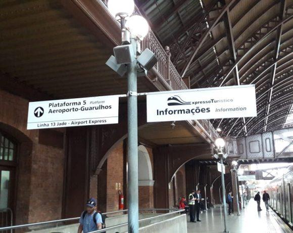 Airport Express Linha 13-Jade