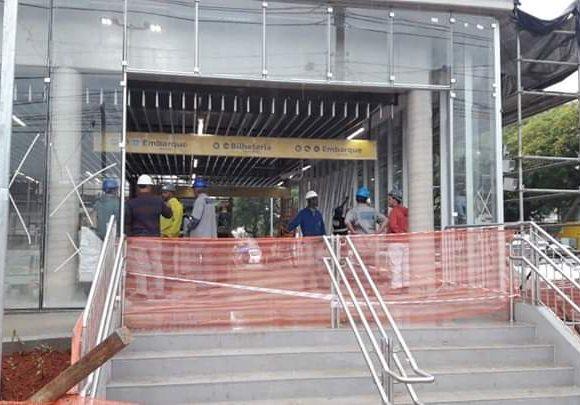 Estação São Paulo Morumbi foto