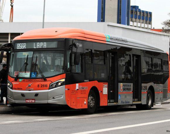 Linha 856R-10 Lapa - Socorro