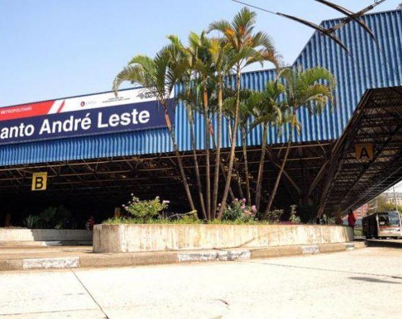 Terminal Santo André Leste
