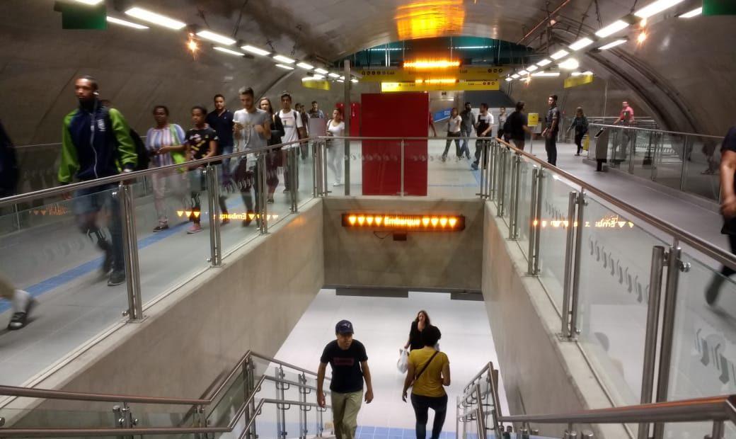 Estação São Paulo-Morumbi