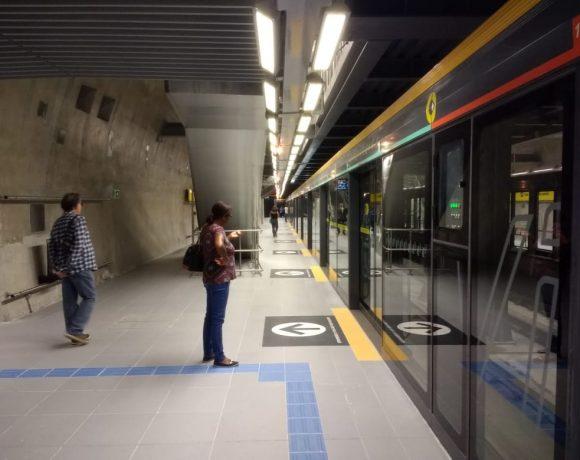 Réveillon Estação São Paulo-Morumbi