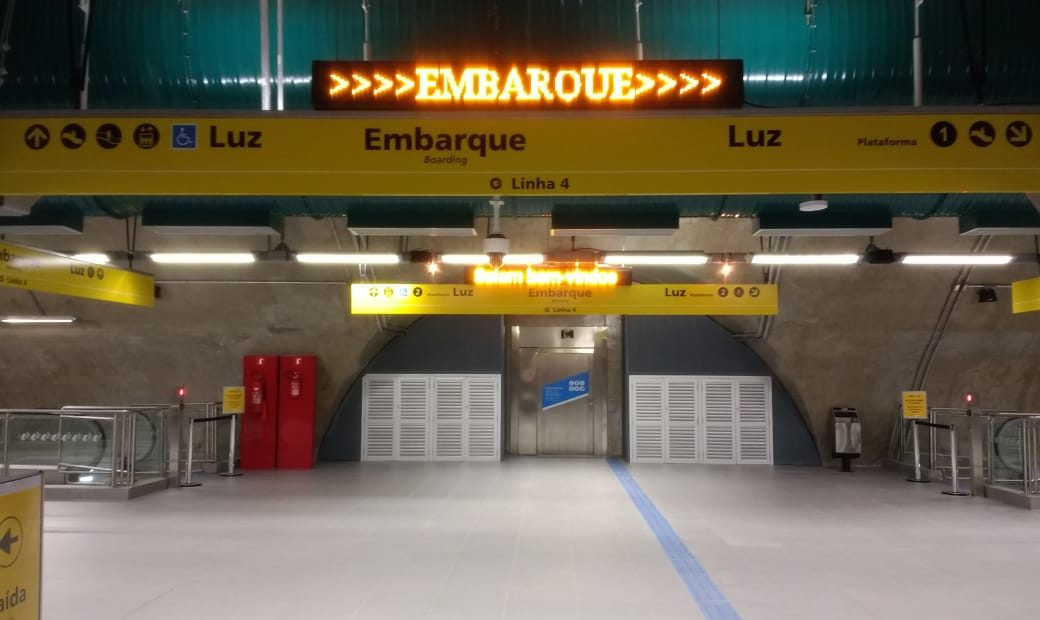 pré-Carnaval Estação São Paulo-Morumbi