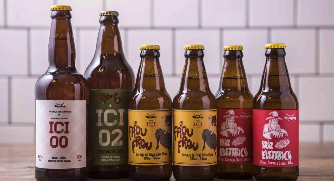 cerveja estoque geladeira cheia de cerveja
