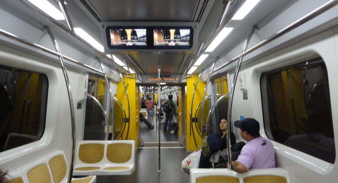 Linha 4-Amarela ViaQuatro Estação São Paulo-Morumbi