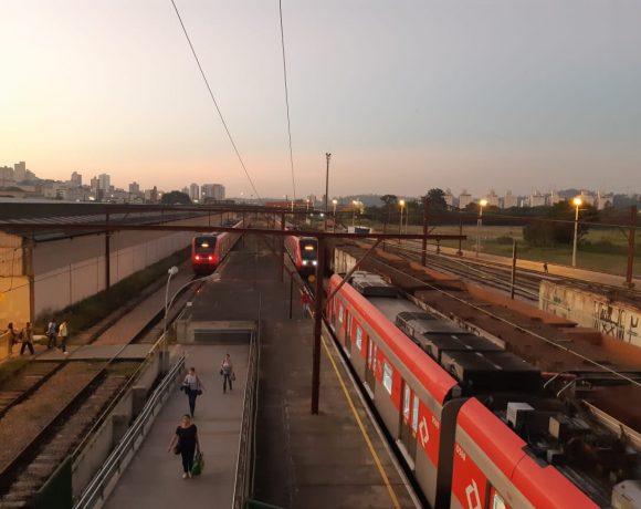Transporte público no horário de verão