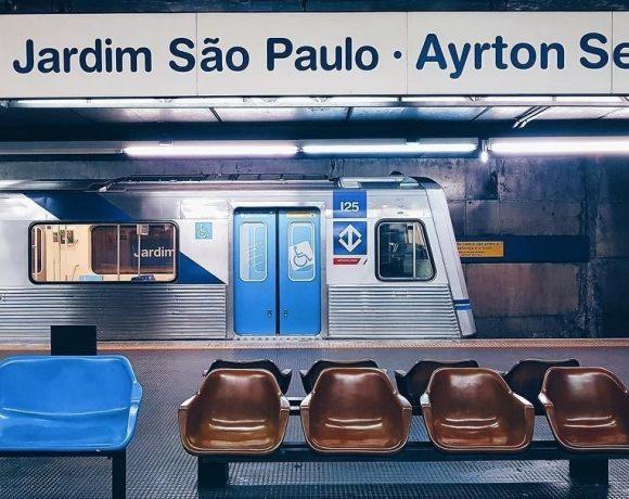 Linha 1-Azul feriado prolongado Greve do Metrô