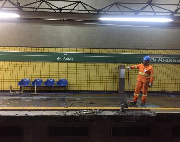 Estação Vila Madalena
