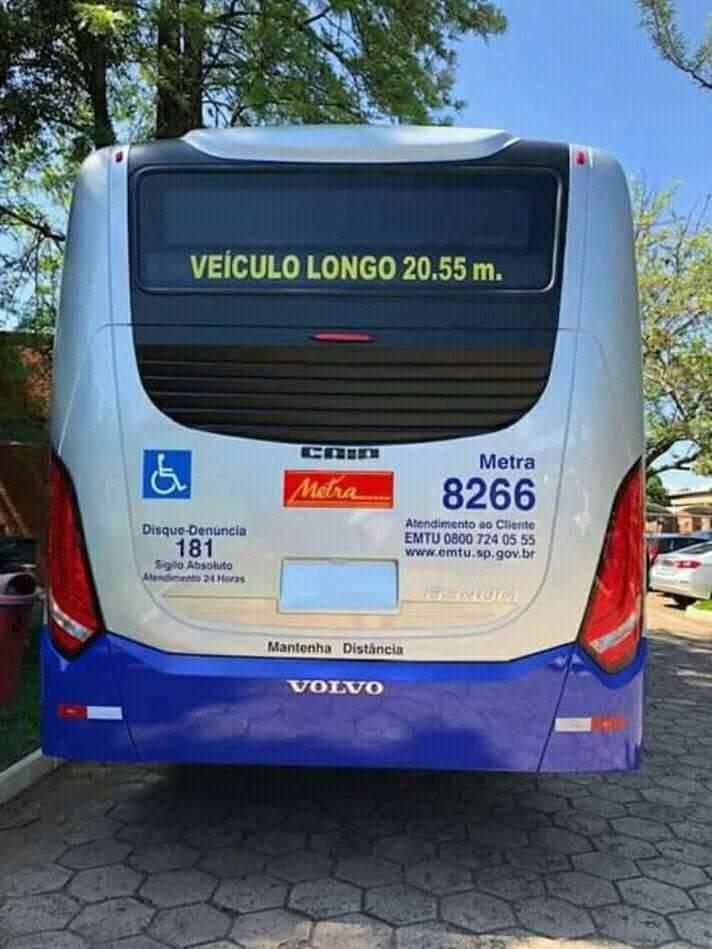 Volvo BRT da Metra