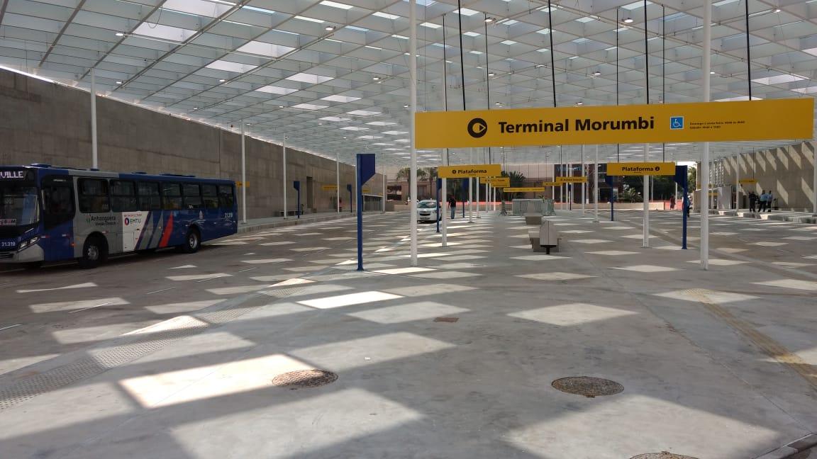 Terminal Morumbi