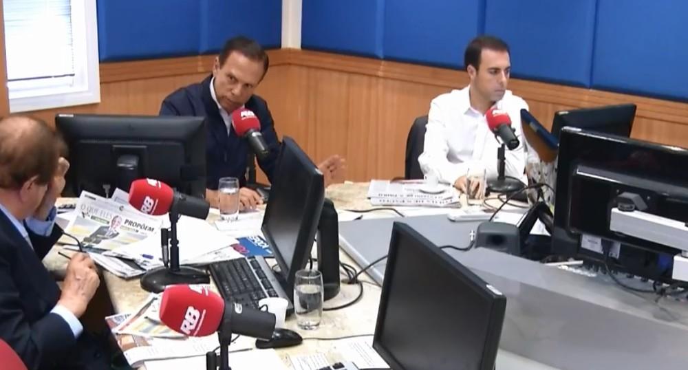 João Doria Linha 6-Laranja