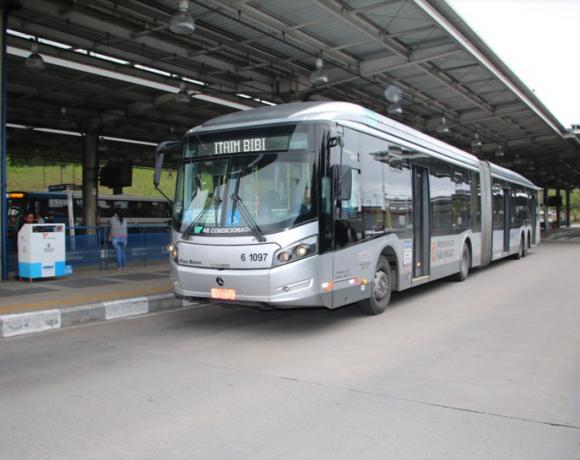 Ônibus SPTrans linhas de ônibus