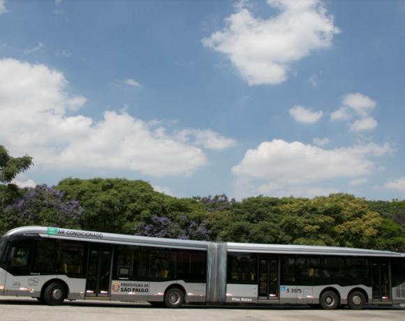 ônibus da SPTrans Hospital Ipiranga