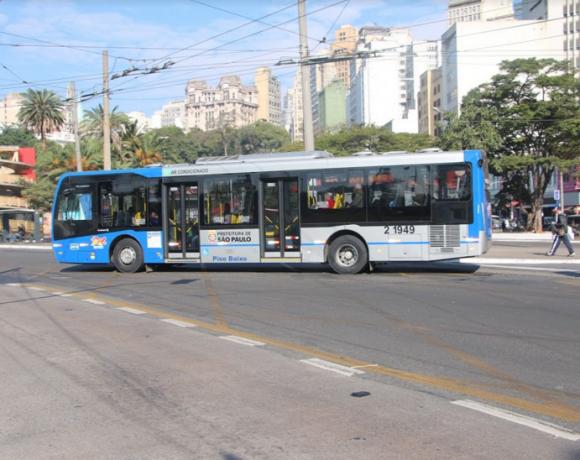 Casa Verde Ônibus Caio Millennium IV