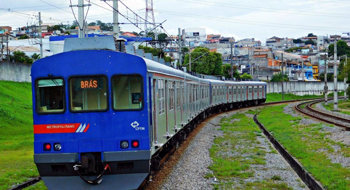 Trem da série 4400
