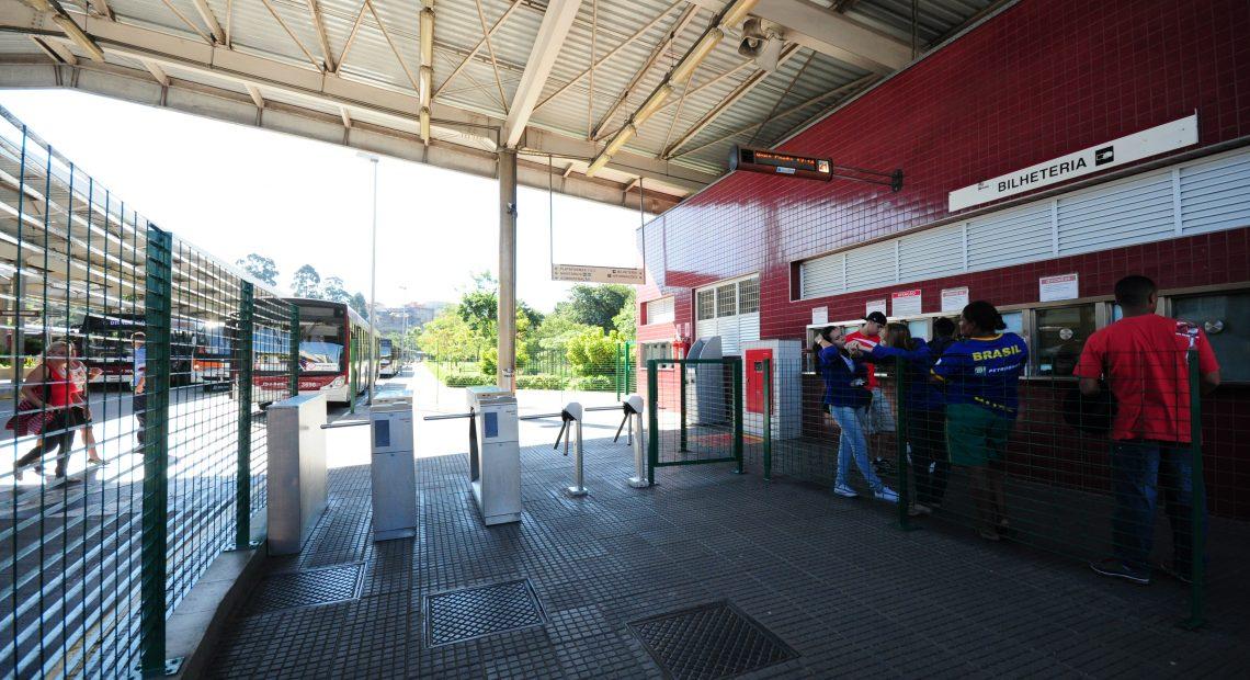 Terminal Guarapiranga limite de recarga